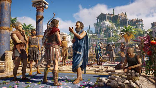 Системные требования Assassin's Creed Odyssey на ПК