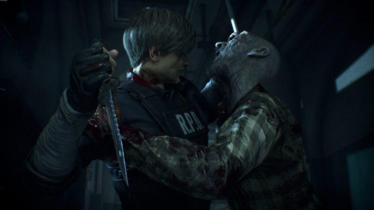 Как убивать зомби в Resident Evil 2 Remake