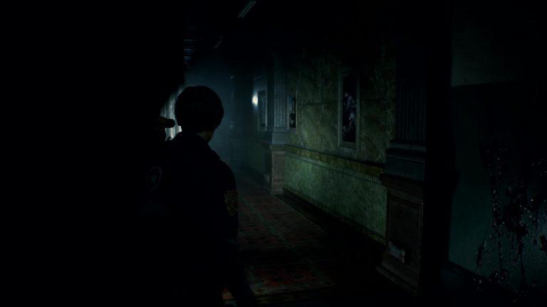 Темнеет экран в Resident Evil 2 Remake — что делать?