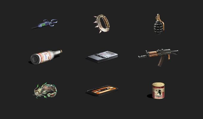 Лучшее оружие в Atom RPG