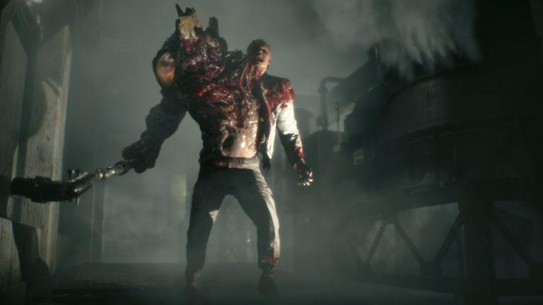 Как победить Босса Биркина в Resident Evil 2 Remake