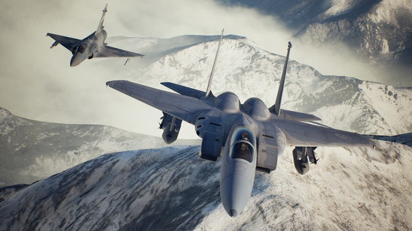 Системные требования Ace Combat 7: Skies Unknown