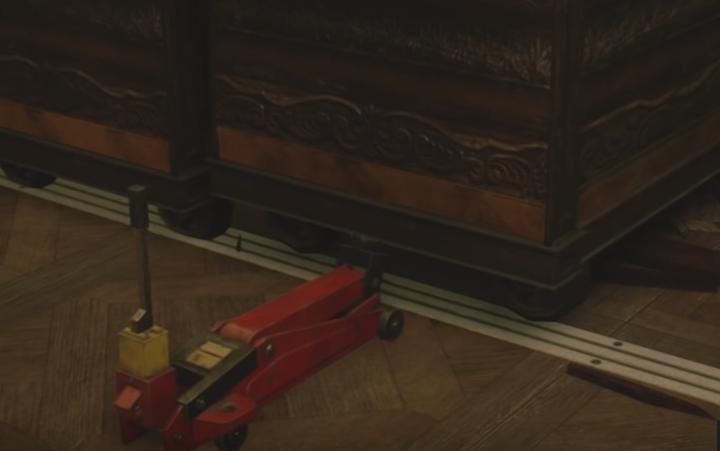 Где найти ручку от домкрата в Resident Evil 2 Remake