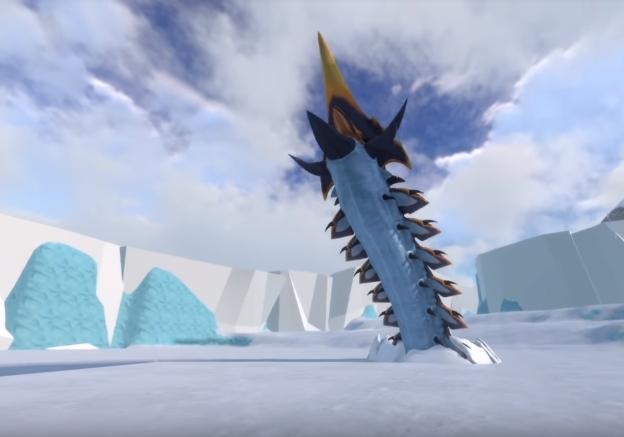 Все о Ледяном черве в Subnautica Below Zero