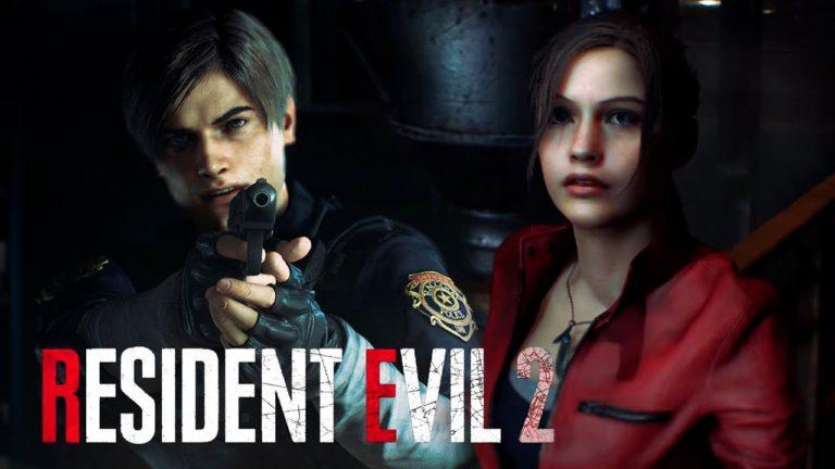 Все саундтреки (музыка) в Resident Evil 2 Remake
