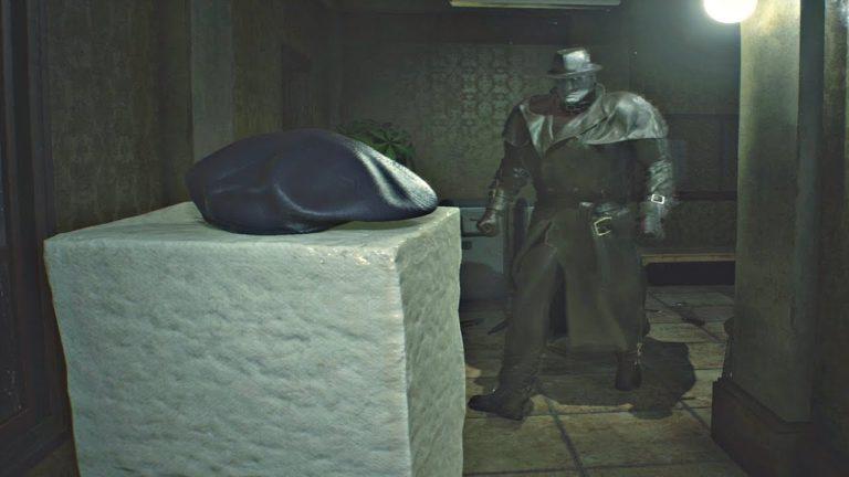 Как открыть тофу в Resident Evil 2 Remake