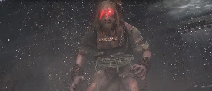 Как убить великана в колодках в Sekiro: Shadows Die Twice