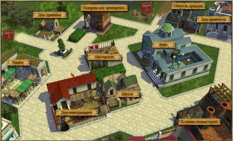 Браузерная онлайн-игра RomeWar: исторический сюжет с обновленной графикой