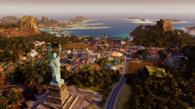 Как перейти в новую эпоху в Tropico 6