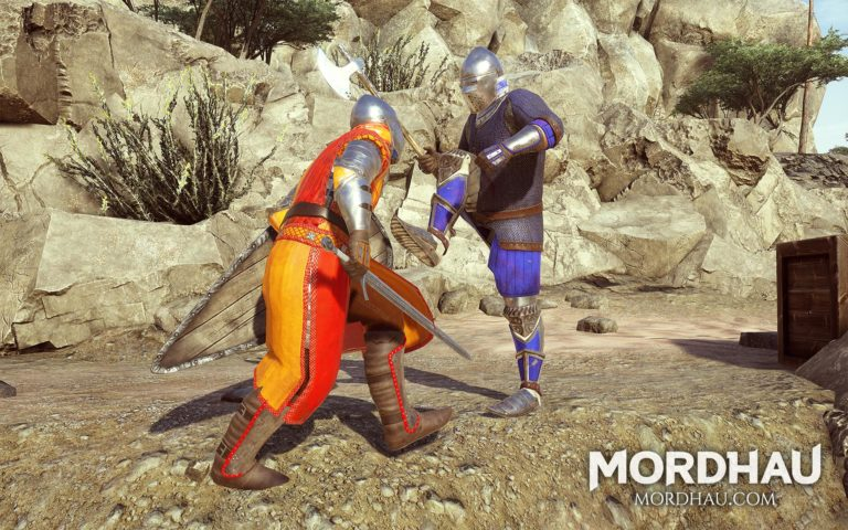 Как кикнуть игрока в Mordhau