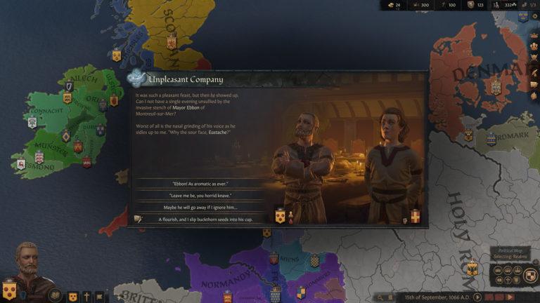 Дата выхода и системные требования Crusader Kings 3