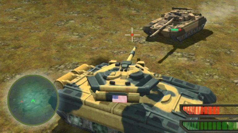 ТОП-10 онлайн игр про танки